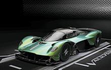 Hypercar Aston Martin Valkyrie Dengan Bodywork Baru, tembus 1.015 DK!