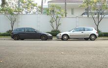 Dua Hatchback Favorit 1990-an Dibangun Dengan Gaya Yang Berbeda