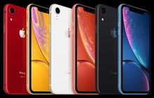 iPhone XR Paling Laku, Kalahkan iPhone XS dan iPhone XS Max di Amerika Serikat