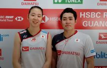 kejuaraan dunia bwf 2019 - wakana nagahara akan serius pada nomor ganda campuran