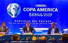 Copa America 2019 - Timnas Brasil Batal Tunjuk Neymar Jadi Kapten