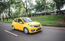 Test Drive All New Honda Brio Satya E CVT, Lebih Panjang Dan Berat