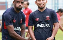 Dipanggil Timnas Indonesia, Begini Tanggapan Striker Madura United