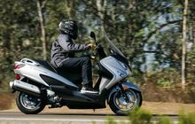 Substitusi Kampas Rem Suzuki Burgman, Pakai Komponen Motor Bebek Lebih Murah