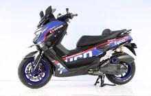 Yamaha NMAX Hasil Kawin Superbike dan MotoGP, Tetap Asik Buat Harian