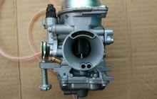 Enggak Stabil Putaran Gas Matic Suzuki,  Bagian Ini Coba Periksa