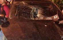 Daihatsu Xenia Lawan Honda BeAT, Dua Pemotor Tewas, Sopir Kabur