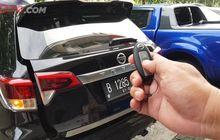 Tips Nissan Terra Pasang Power Back Door, Bagasi Bisa Buka-Tutup Otomatis