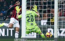 Hasil Lengkap Liga Italia - Milan Menang, Persaingan Zona Liga Champions Masih Ketat