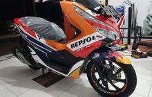 Nih Biaya Bikin Honda PCX Jadi Repsol Honda? Ternyata Enggak Mahal