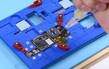 (Video) Modifikasi iPhone XS Max Nano + eSIM Menjadi Dual Nano SIM