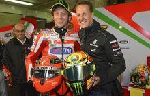 Valentino Rossi Merasa Kurang Tepat untuk Kembali ke Ducati Saat ini