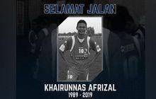 Kronologi Kecelakaan yang Menewaskan Manyan Pemain PSPS Riau Bersama Istri dan Anaknya