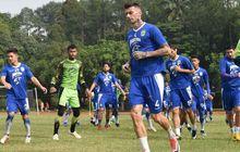 Bojan Malisic Ungkap Modal Bagus Persib Bandung Jelang Lawan Arema FC