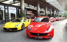 Ribuan Mobil Mewah di Jakarta Masih Nunggak Pajak, Sentuh Rp 89 Miliar