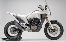 Belum Banyak yang Tahu, Honda Punya Motor Konsep CB125X, Africa Twin Versi Imut!