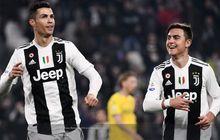 Cristiano Ronaldo Kawinkan Gol dan Assist dalam 3 Partai Beruntun