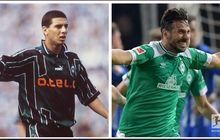Claudio Pizarro Bikin Sejarah Jadi Pencetak Gol Tertua di Liga Jerman