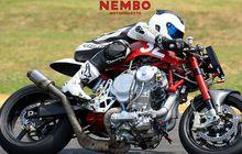 Kenalan Yuk Sama Nembo, Motor Bermesin 2000cc yang Posisinya Kebalik