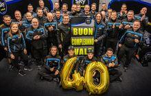 Rossi HUT ke-40, Musuh Bebuyutan Aja Ngucapin, Kok Pembalap Ini Nggak?