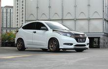 Keren, Modifikasi Honda HR-V Mengarah  Pada Honda Vezel Jepang