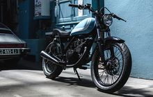 Buat Inspirasi, Ini Modifikasi Simpel Dari Kembaran Suzuki Thunder 125