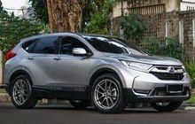 Honda All New CR-V Jadi Tambah Ganteng Pakai OZ Leggera 20 Inci