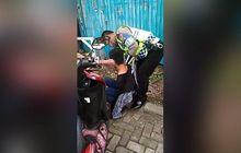 Sempat Viral Video Pemotor Pukul Polisi Padahal Enggak, Ini Klarifikasinya