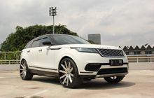 Detail Range Rover Velar Hasil Modifikasi Yang Pertama Di Indonesia