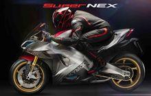 Sadis, Video Motor Sport Listrik Kymco, Akselerasinya Kejar MotoGP!