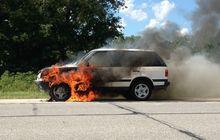 Begini Cara Mudah Untuk Mencegah Range Rover 4.6 HSE Terbakar