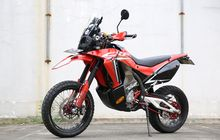Perkuat DNA Adventure, Honda CRF250 Rally Dimodif Lebih Gagah