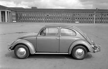 Sejarah Lahirnya VW Kodok, Dari Ide Hitler Sampai Jadi Bintang Film