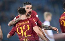 Hasil Liga Italia, Bek Tersubur di Eropa Bawa AS Roma Menang