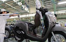 Honda Scoopy Tampil Segar, Grafis Baru Buat Ketujuh Warna