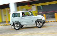 Suzuki Katana JDM, Hadiah Ibu Guru Cantik Yang 'Alergi' Naik Mobil Pendek