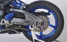 All New Honda CBR250RR Makin Kekar Bagian Bawah, Swingarm dan Ban Gambot Dicomot