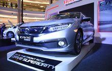 Honda Civic Turbo Facelift Resmi Meluncur, Mesin Dapat Ubahan Juga?