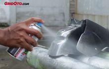 Lebih Sulit dari Pakai Kompresor, Ini Cara Mengecat Pakai Cat Semprot yang Benar