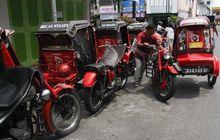 Kisah Motor BSA yang Jadi Ikon Pematangsiantar, Sering Diplesetin Jadi 'Becak Siantar Asli'