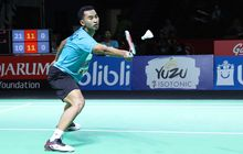 Djarum Superliga Badminton 2019 - Tommy Optimistis Lawan PB Djarum