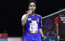 Djarum Superliga Badminton 2019 - Anthony Ginting Punya Banyak Kenangan di Bandung