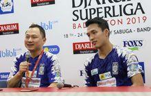 Djarum Superliga Badminton 2019 - Kombinasi Fajar/Ivanov Bantu Musica ke Final