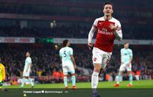 Mesut Oezil, Biang Kebuntungan Arsenal pada Pekan Kelima Liga Inggris?