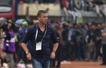 Pelatih Persib Miljan Radovic Pastikan Timnya dalam Kondisi Bagus Jelang Hadapi Borneo FC