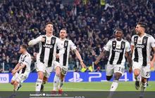 Cristiano Ronaldo Hat-trick, Saham Juventus Perkasa di Bursa