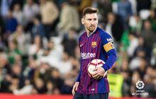 Cetak Hat-trick, Lionel Messi Puji Taktik Sempurna Barcelona