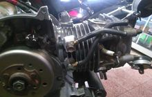Yamaha Mio Pasang Pendingin Oli Seperti Motor Sport Langsung Jengat