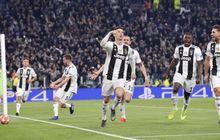 Media Italia Ungkap Mengapa Ronaldo Harusnya Disanksi Larangan Berlaga