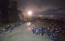 700 Bikers Suzuki Ramaikan Suzuki Saturday Night Ride Di Yogyakarta